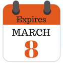 Expires March 8, 2019