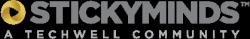 Stickyminds.com logo